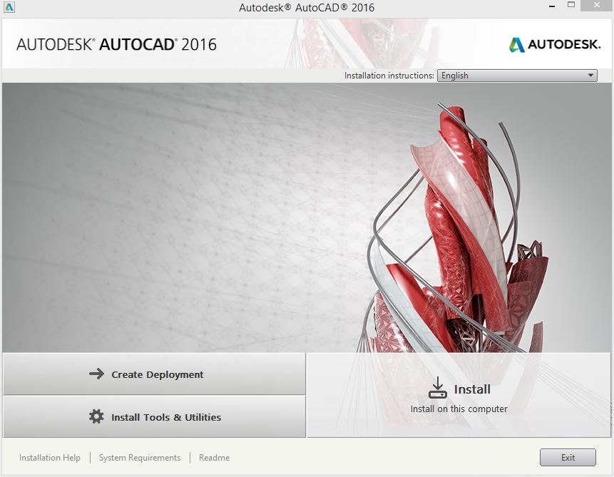 autocad 2016 software with crack