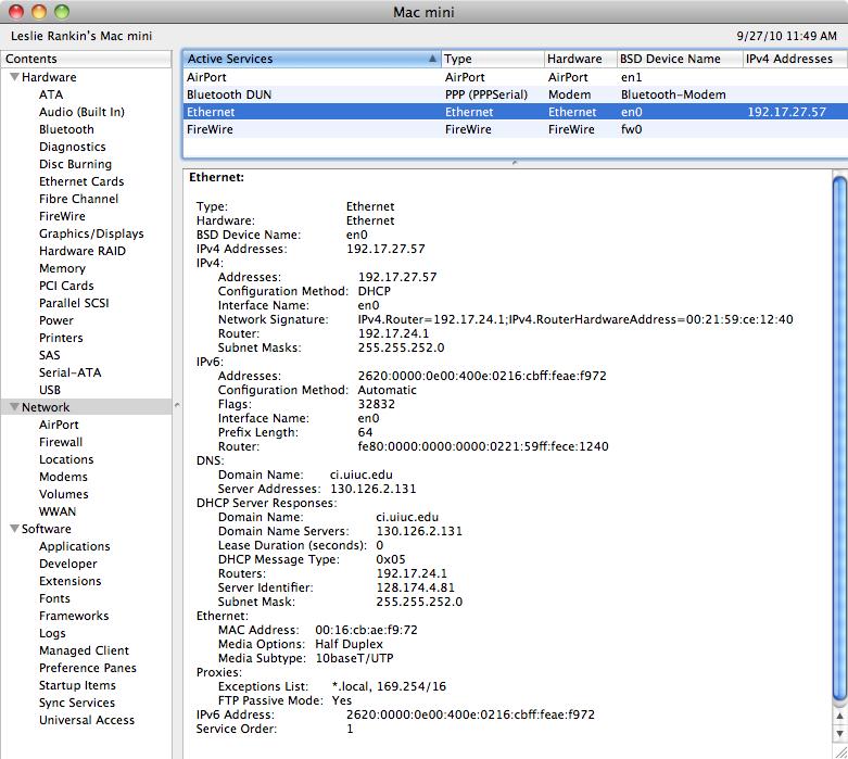 ios developer get mac address